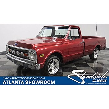1970 Chevrolet C/K Truck for sale 101375284