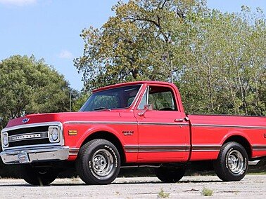 1970 Chevrolet C/K Truck for sale 101385604