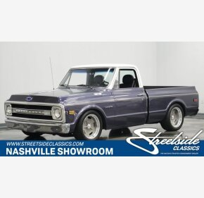 1970 Chevrolet C/K Truck for sale 101389419