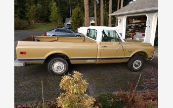 1970 Chevrolet C/K Truck 4x4 Regular Cab 1500 for sale 101405304
