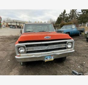 1970 Chevrolet C/K Truck for sale 101412870