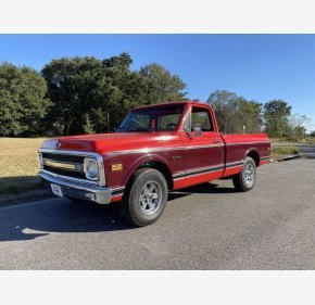 1970 Chevrolet C/K Truck for sale 101440397