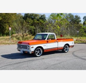1970 Chevrolet C/K Truck Cheyenne for sale 101442598