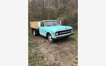 1970 Chevrolet C/K Truck 2WD Regular Cab 3500 for sale 101482260
