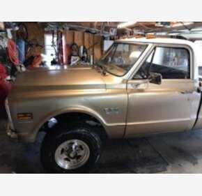 1970 Chevrolet C/K Truck for sale 101491650