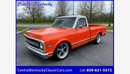 1970 Chevrolet C/K Truck for sale 101496742