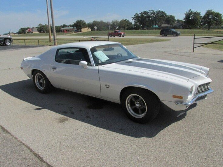 1970 Chevrolet Camaro Ss For Sale Near Blanchard Oklahoma