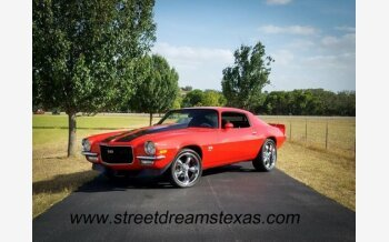 1970 Chevrolet Camaro for sale 101000905