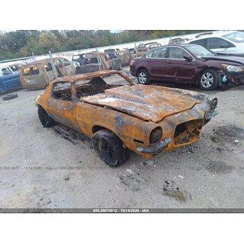 1970 Chevrolet Camaro for sale 101408384