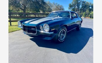 1970 Chevrolet Camaro for sale 101410815
