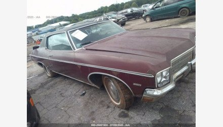1970 Chevrolet Caprice for sale 101349500