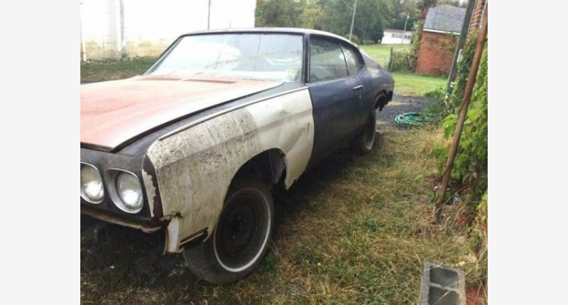 1970 Chevrolet Chevelle for sale 100923626
