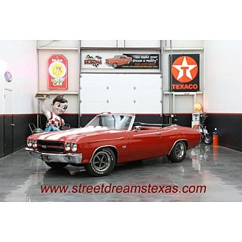 1970 Chevrolet Chevelle for sale 100955061