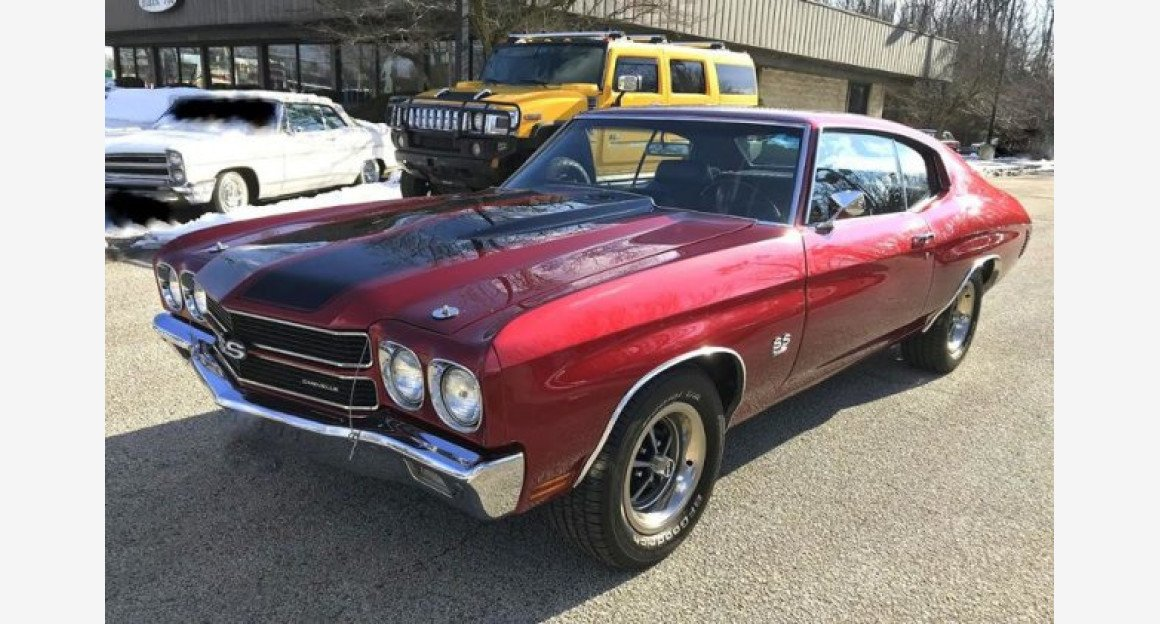 1970 Chevrolet Chevelle for sale 100969159
