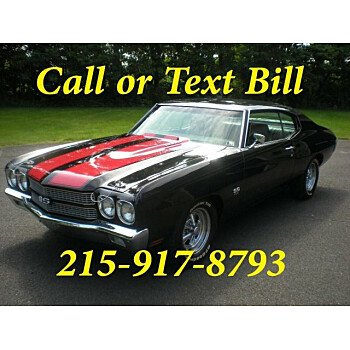 1970 Chevrolet Chevelle SS for sale 101002293