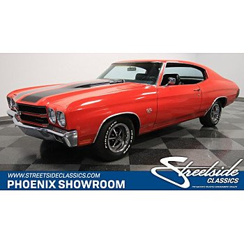 1970 Chevrolet Chevelle SS for sale 101032920