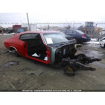 1970 Chevrolet Chevelle for sale 101101583
