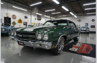 1970 Chevrolet Chevelle for sale 101109402