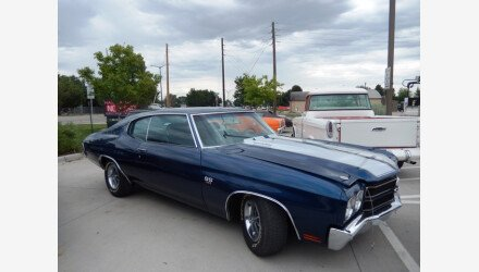 1970 Chevrolet Chevelle SS for sale 101185069