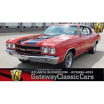 1970 Chevrolet Chevelle SS for sale 100978733