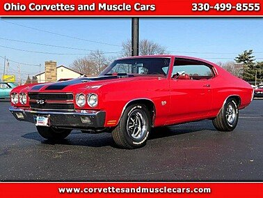 1970 Chevrolet Chevelle SS for sale 100980993