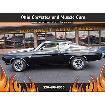 1970 Chevrolet Chevelle SS for sale 101000363