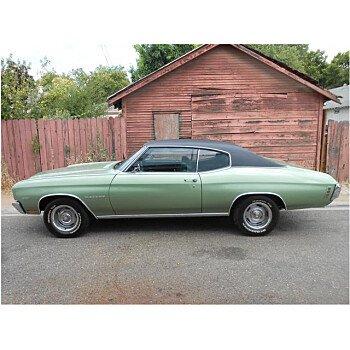 1970 Chevrolet Chevelle for sale 101004694