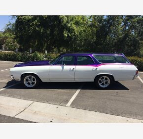 1970 Chevrolet Chevelle SS for sale 101011933