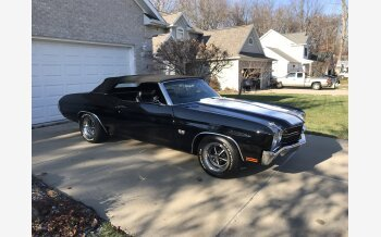 1970 Chevrolet Chevelle SS for sale 101066637