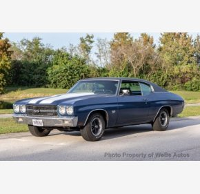 1970 Chevrolet Chevelle SS for sale 101073920