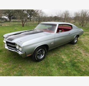 1970 Chevrolet Chevelle for sale 101093148