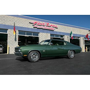 1970 Chevrolet Chevelle for sale 101093508