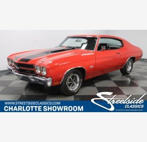 1970 Chevrolet Chevelle for sale 101097908