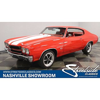 1970 Chevrolet Chevelle for sale 101100233