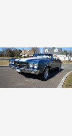 1970 Chevrolet Chevelle for sale 101108790