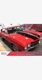 1970 Chevrolet Chevelle SS for sale 101117437