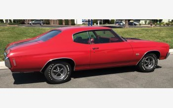 1970 Chevrolet Chevelle SS for sale 101140253