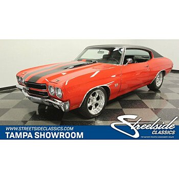 1970 Chevrolet Chevelle SS for sale 101160858