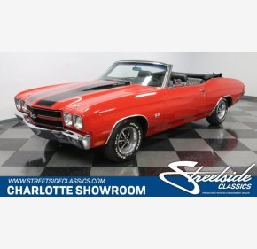 1970 Chevrolet Chevelle for sale 101165422