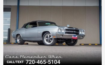 1970 Chevrolet Chevelle for sale 101167052