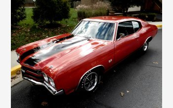 1970 Chevrolet Chevelle SS for sale 101178772