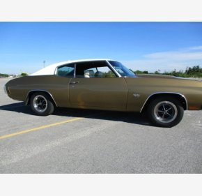 1970 Chevrolet Chevelle SS for sale 101181786