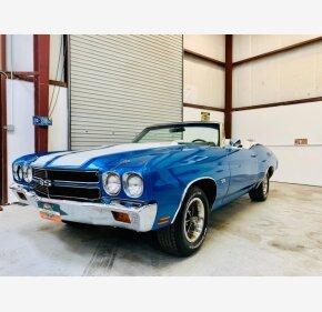 1970 Chevrolet Chevelle for sale 101192276