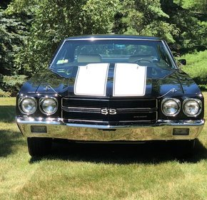 1970 Chevrolet Chevelle SS for sale 101192661