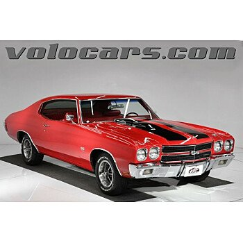 1970 Chevrolet Chevelle SS for sale 101199401
