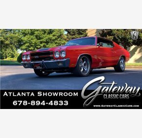 1970 Chevrolet Chevelle SS for sale 101203985