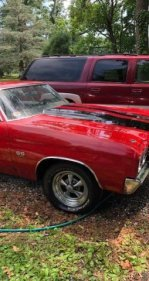 1970 Chevrolet Chevelle SS for sale 101210230