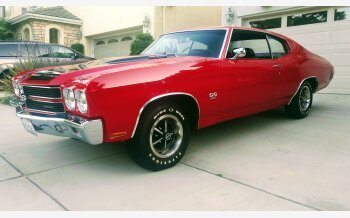 1970 Chevrolet Chevelle SS for sale 101211213