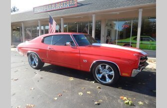 1970 Chevrolet Chevelle SS for sale 101225673