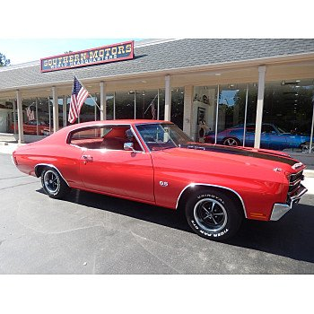 1970 Chevrolet Chevelle SS for sale 101227585